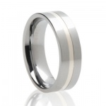 silver-inlay-tungsten-mens-wedding-ring