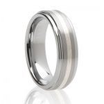 stepped-silver-inlay-tungsten-mens-wedding-ring